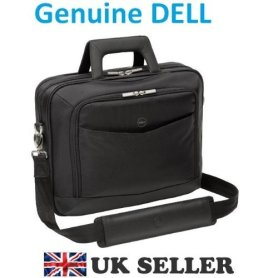 Genuine-Original-DELL-Professional-14-Busines-Notebook-Laptop-Case-Bag-for-Latitude-Inspiron-Precision-Vostro-XPS-suitable-for-12-13-14-Laptop-Notebook-Complete-with-shoulder-strap-Brand-NEW-Dell-PN-7