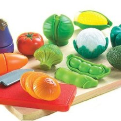 Small World Toys Living - Peel 'N' Play Velcro Play Set