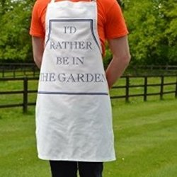 Stubbs Mugs I'D Rather Be In The Garden Apron