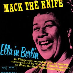 Mack The Knife- Ella In Berlin(Ltd.Reissue)