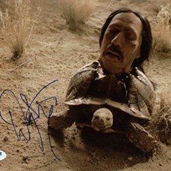 Danny Trejo Machete Kills Signed Authentic 8X10 Photo Certificate Of Authenticity Psa/Dna #X12058