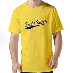 Unique Scarlet Knights Mens T Shirt