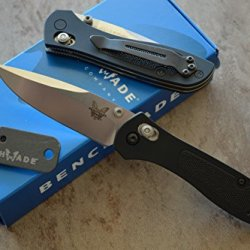 Benchmade 707 Sequel Axis Lock Gentleman'S Knife W/ Free Benchmade Mini Sharpener