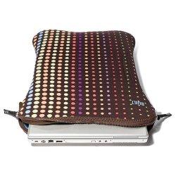 Built E-Ls15-Mdt 17-Inch Laptop Sleeve (Micro Dot)