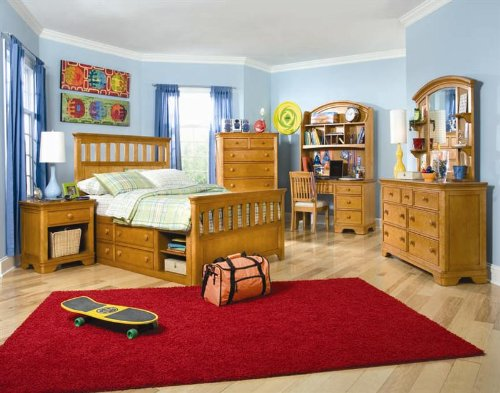 Image of 799 Sundance Panel Bedroom Set by Legacy Classic Kids (B001F11U48)