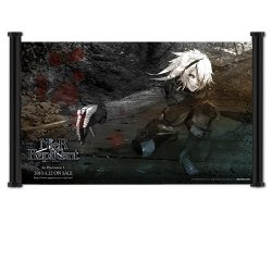 "Nier Replicant Game Fabric Wall Scroll Poster (26""X16"") Inches"
