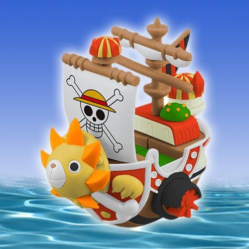 ONEPIECE ワンピース ゆらゆら海賊船コレクションvol.3 サウザンド・サニー号 単品 フィギュア バンダイ