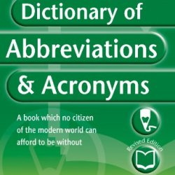 Dictionary Of Abbreviations & Acronyms (Wordsworth Reference) (Wordsworth Collection)