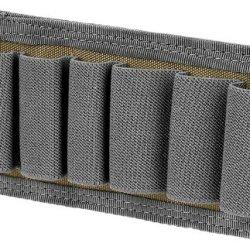 Maxpedition Gear Hook And Loop 6 Round Shotgun Insert, Khaki Foliage