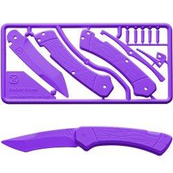 Trigger Knife Kit By Klecker Knives (Purple)