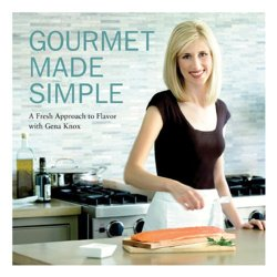 Gourmet Made Simple (Cookery Dishes Courses)
