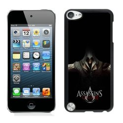 Diy Assassins Creed Desmond Miles Hands Knifes Hood Ipod Touch 5Th Generation Black Phone Case