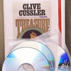 Treasure By Clive Cussler Unabridged Cd Audiobook (Dirk Pitt Series, Book 9)