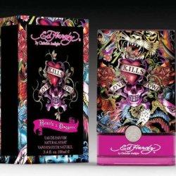 Ed Hardy Hearts & Daggers - 3.4 Oz Eau De Parfum Spray For Women