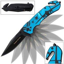 Us Air Force Fighter Jet Spring Assist Knife