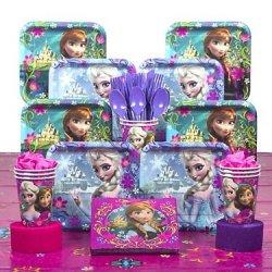 Frozen Deluxe Birthday Party Kit