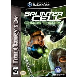Tom Clancy'S Splinter Cell Chaos Theory - Gamecube