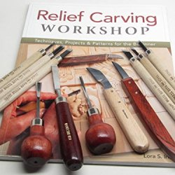 12Pc Releif Carving Workshop Lora Irish Carving Tools Dog Leg Ramelsonusa