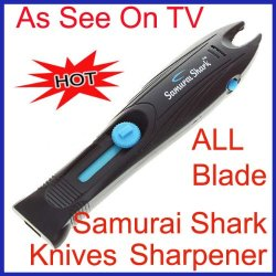 Multif-Purpose Sharpener With Delta, A- And V-Shaped Blades For Scissors, Shears, Electric Food Slicers, Peelers, Food Processor Blades, Lawn Mower Blades, Skis, Snowboards, Serrated Knives, Straight Edge Knives, Cleavers, Scythes, Sickles, Axes