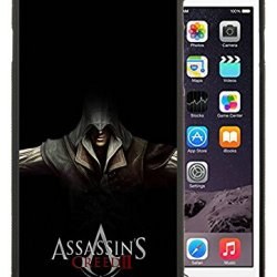 Diy Assassins Creed Desmond Miles Hands Knifes Hood Iphone 6 Plus 5.5 Inch Black Phone Case