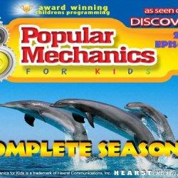Popular Mechanics For Kids - Season 2 - Episode 3 - Whodunnit?