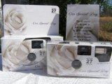 10-Pack-Soft-White-Rose-Wedding-Disposable-35mm-Cameras-In-Matching-Gift-Boxes-27-Exposures-Each-With-Matching-Table-Tents