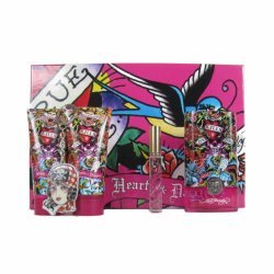 Hearts & Daggers For Women Gift Set By Christian Audigier