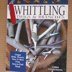 Twigs & Branches Whittling Kit