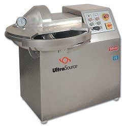 Ultrasource 292000 Fatosa C-35 Z Bowl Cutter With Three Cutting Knives, 220V, 3 Phase