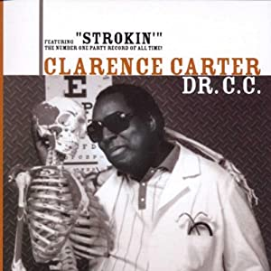 From the creator of Strokin, Check out Clarence Carter new album