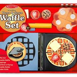 Melissa & Doug Waffle Maker
