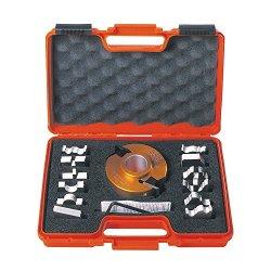 Cmt 692.013.14 Molding & Profile Set, 4-Inch Diameter, 1-1/4-Inch Bore