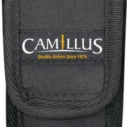 Camillus Tiger Sharp Nylon Sheath For Folding Knives