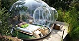 One Night Stay in Unique Bubble Hotel in France for Two - Tinggly Voucher / Gift Card in a Gift Box