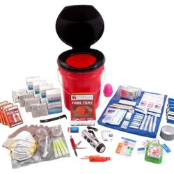 4 Person Guardian Bucket Survival Kit (15.00H X 12.00W X 12.00D)