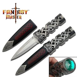 Fantasy Master Fm645 Fantasy Fixed Blade 9-Inch Overall