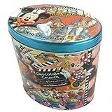ミッキー ミニー 缶入りチョコレートクランチ お菓子 【東京ディズニーリゾート限定】