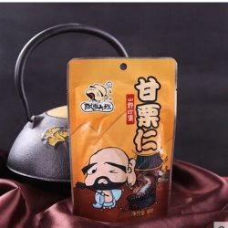 A Luckycat 160G Uncle Falling Chestnut Specialty Nuts Chestnut Jen Cooked Chestnuts