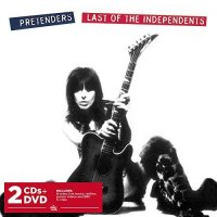 The Pretenders-Last Of The Independents-(EDSG 8051)-Remastered Deluxe Edition-2CD-FLAC-2015-WRE