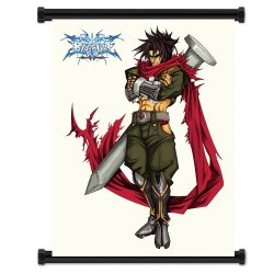 "Blazblue Game Bang Fabric Wall Scroll Poster (32""X42"") Inches"