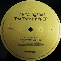 Youngsters, The - The Third Knife Ep - 20:20 Vision - Vis155