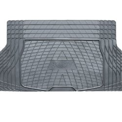 "Zpv 901784 - S - Cargo Mat - Cargo Liner - Cargo Tray - 55"" X 31"" - Trim To Fit - Black"