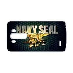 Jdsitem Unique U.S. Navy Seals Retiary Design Case Cover Sleeve Protector For Phone Lg G3 (Laser Technology)