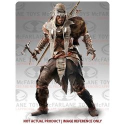 Mcfarlane Toys Assassin'S Creed Series 1 Ratonhnhake:Ton Action Figure