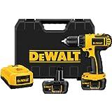 DEWALT DCD760KL  18 Volt 1/2 Inch  Cordless Compact Lithium Ion Drill/Driver Kit