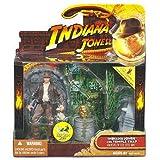 Indiana Jones - Raiders of the Lost Ark / Jäger des verlorenen Schatzes - Movie Deluxe - INDIANA JONES with Temple Trap...