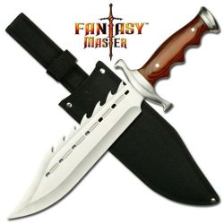 New 15 In Fantasy Master Bowie Knife Fm551