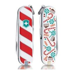 Victorinox Swiss Army Classic Sd Limited Edition 2015 Pocket Multi-Tool Knife, Lollipop