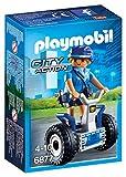 Playmobil 6877 - Poliziotta con Segway