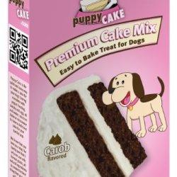 Puppy Cake Carob Cake Mix And Frosting (9 Oz)